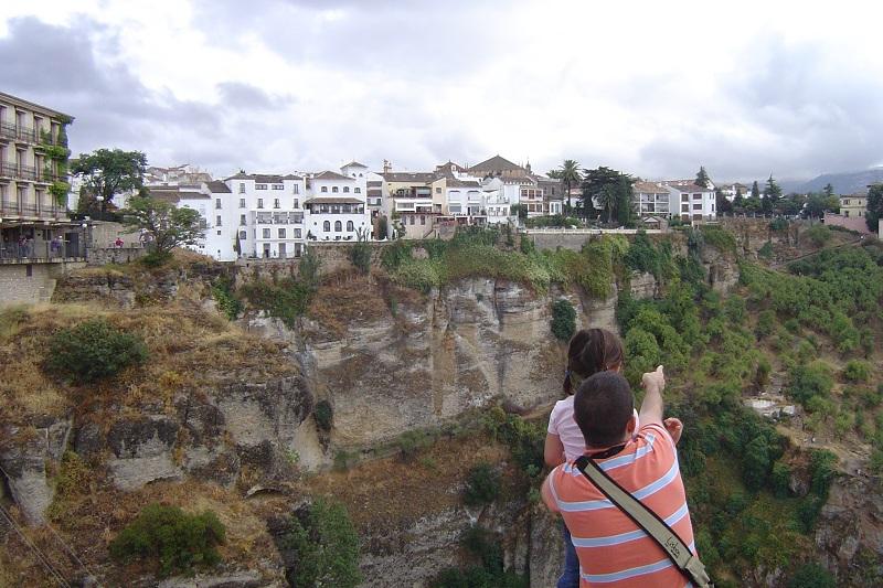 Cestovanie Ronda Spanielsko