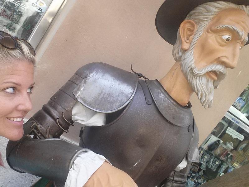 Don_Quijote_Andreita Miklas_Valladolid