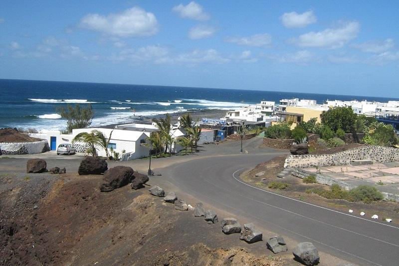 Lanzarote Kanarske ostrovy