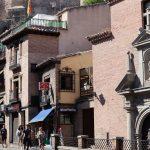 Vstup do mesta Toledo