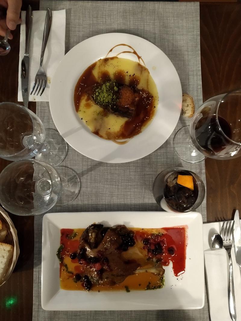 Boltana Casa Coronel v Pyrenajach 2. chod