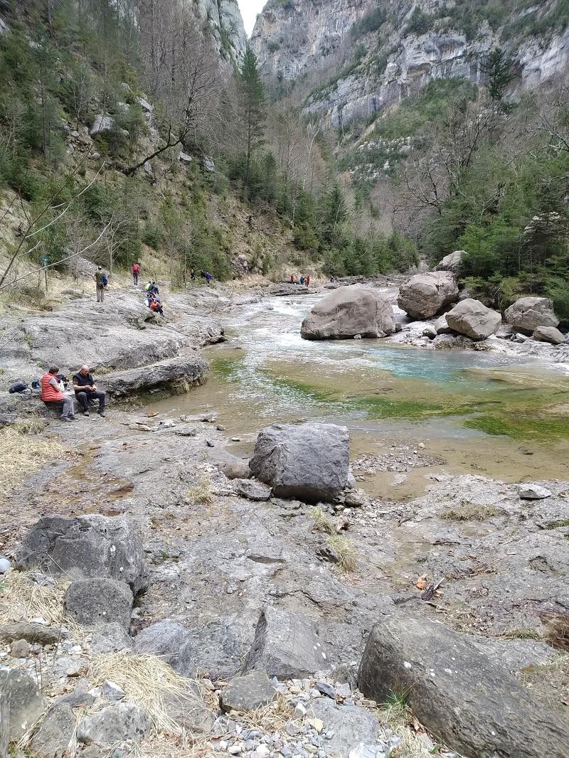 Cumaz Vylet v Pyrenejach