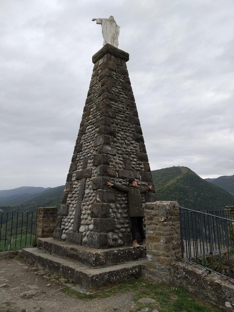Hrad Castillo de Boltana