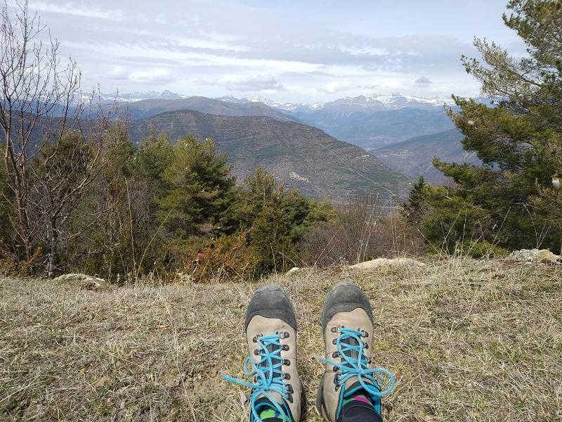 Pena Cancias Vyhlad Pyreneje
