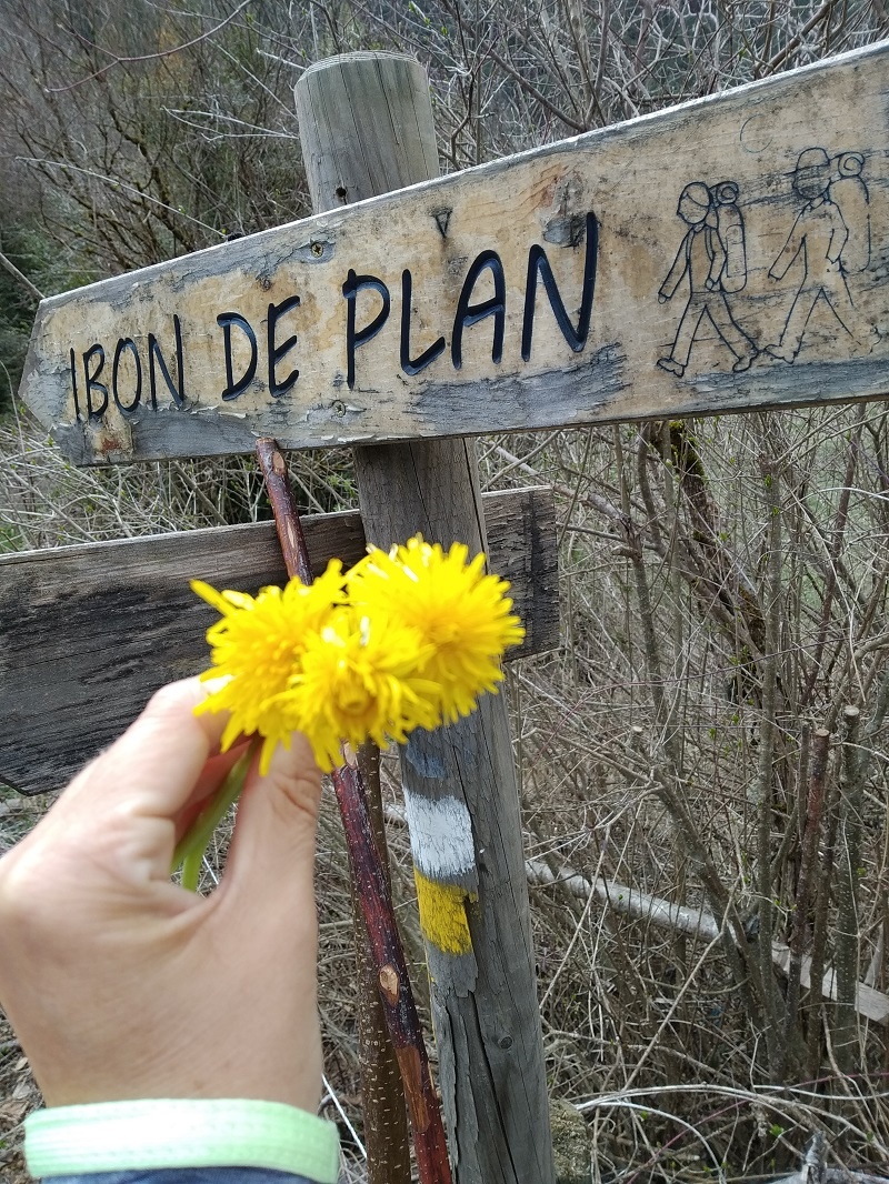 Turisticka trasa Ibon de Plan