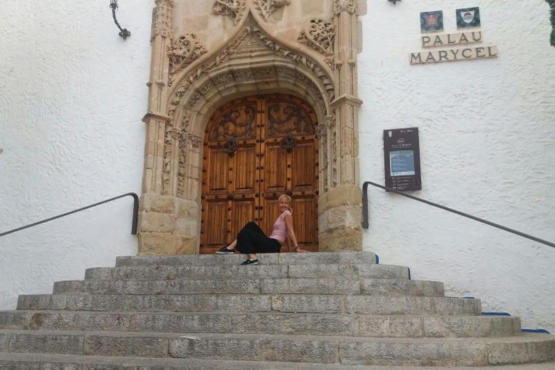 Palau de Maricel Sitges Spanielsko