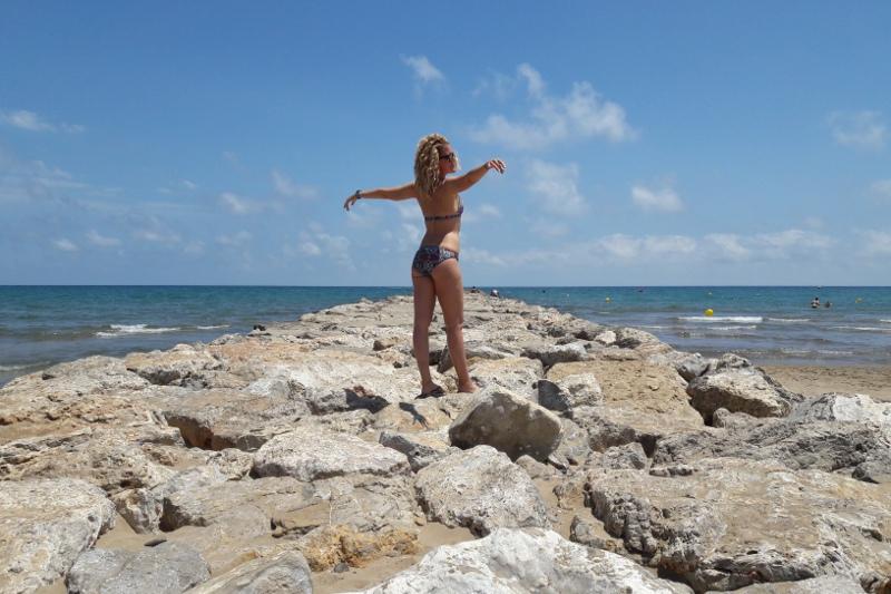 Playa Puig Andreita Miklas