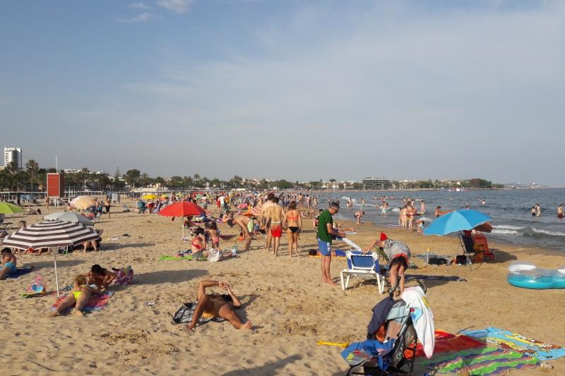 Plaz Playa Cambrils Spanielsko