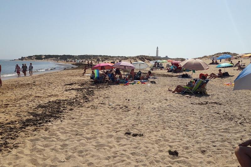 Plaz Playa Canos de Meca Spanielsko