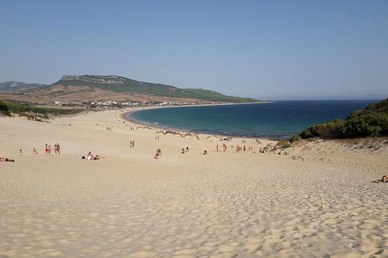 Plaz Playa de Bolonia Spanielsko