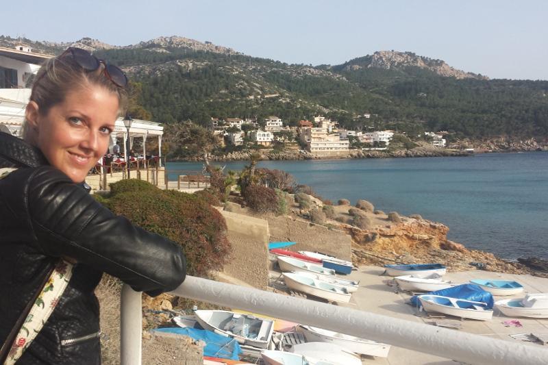 Playa de Sant Elm Malorka