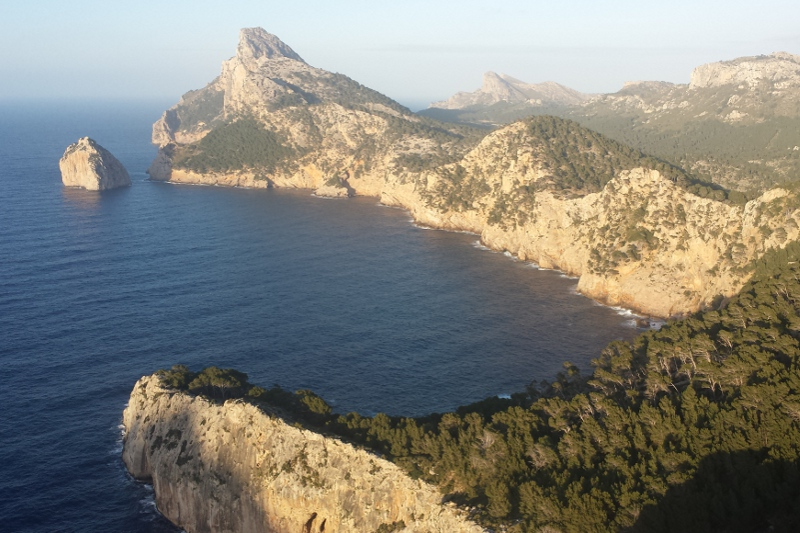 Vyhlad Cap de Formentor Malorka