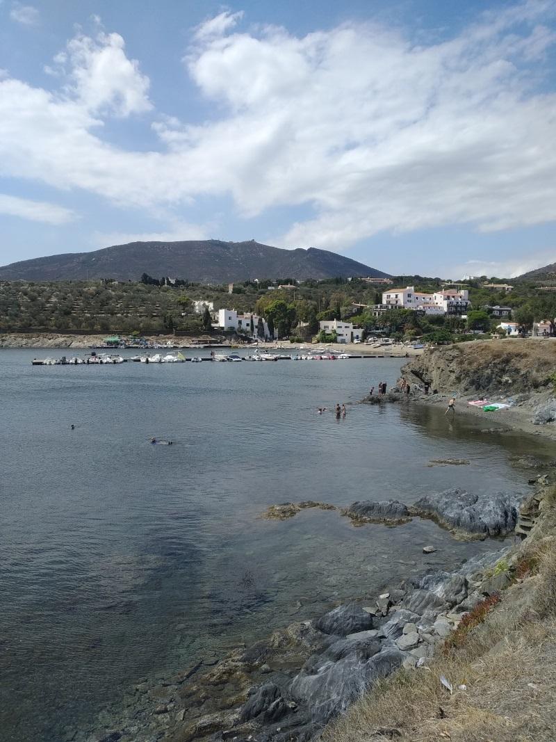 Cala Portlligat Costa Brava Spanielsko