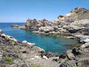 Zátoka v Cap de Creus