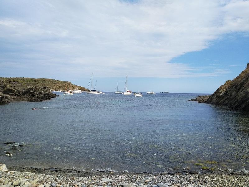 Plaz Sant Lluis zblízka