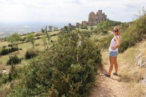 Castillo de Loarre Spanielsko