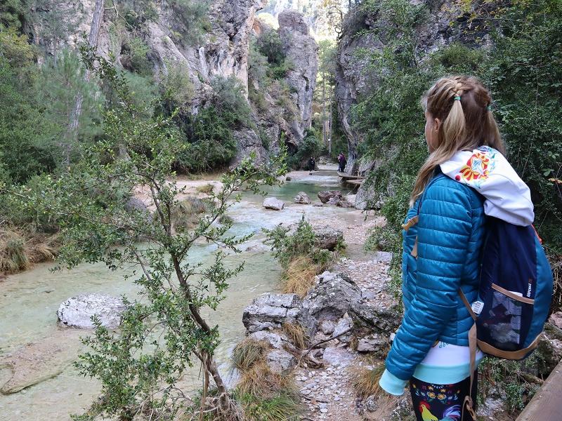 Turistika Spanielsko Ruta de Parrizal