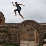 Victor Alcay hrad Castillo de Loarre