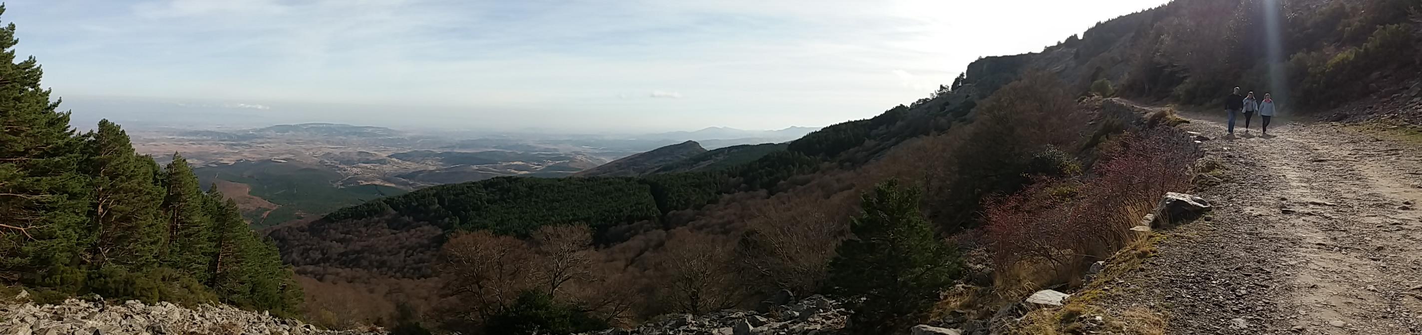 prirodny park Parque natural del Moncayo