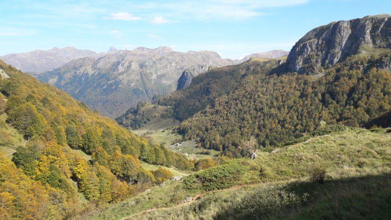 vyhlad na francuzske pyreneje