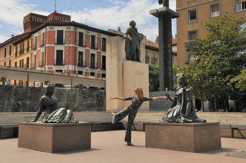 Majas Goya Zaragoza