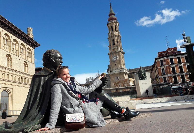 Majo Goya Spanielsko