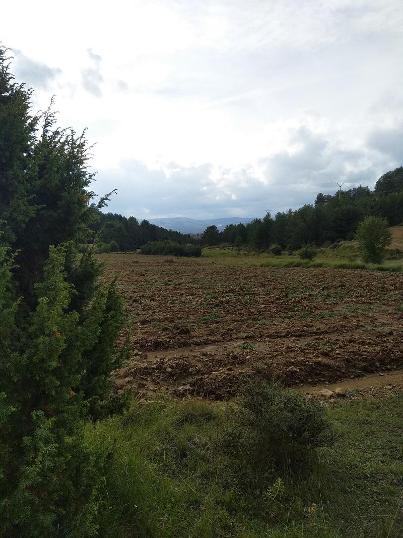 cez turisticky chodnik Ruta de las Banderas Spanielsko