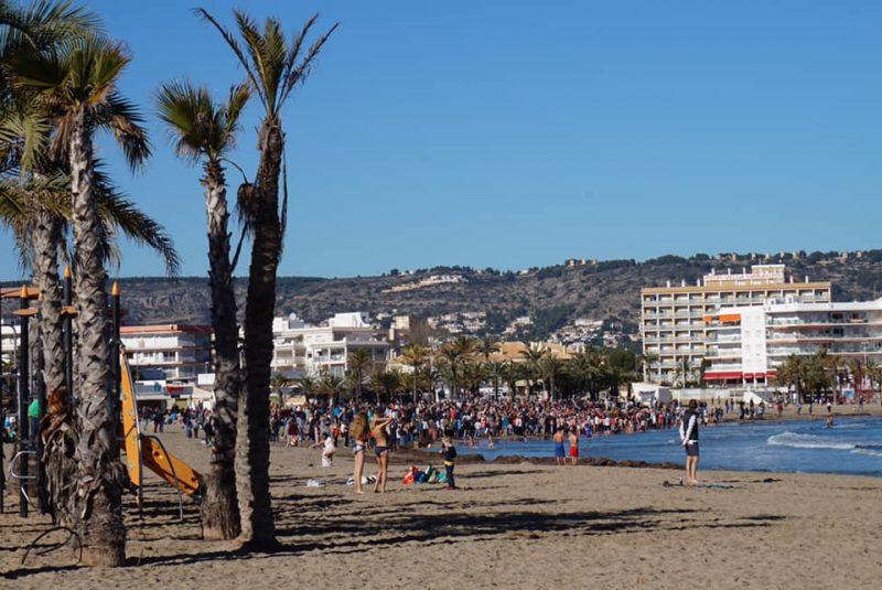 """Novoročné oslavy na Bielom pobreží """"Costa Blanca"""""""
