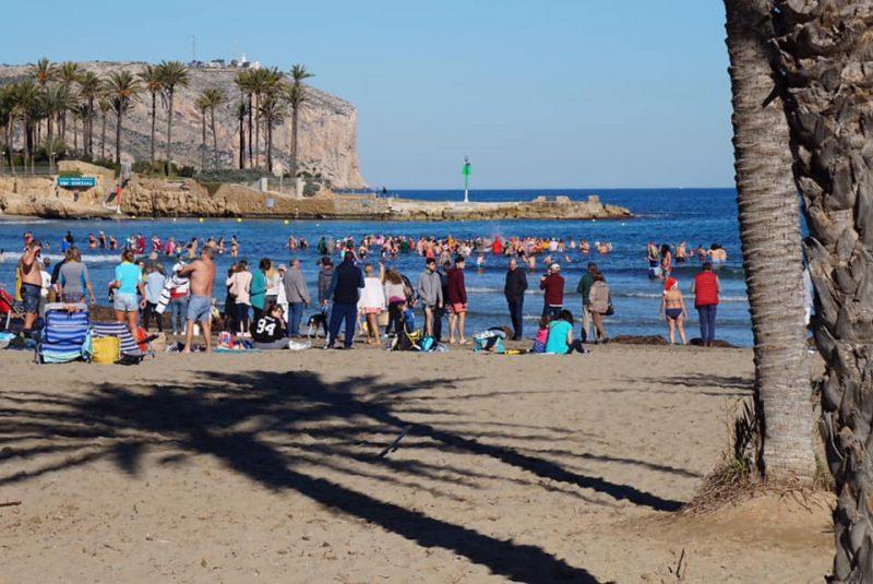 """Novoročné oslavy na Bielom pobreží """"Costa Blanca"""" 3"""