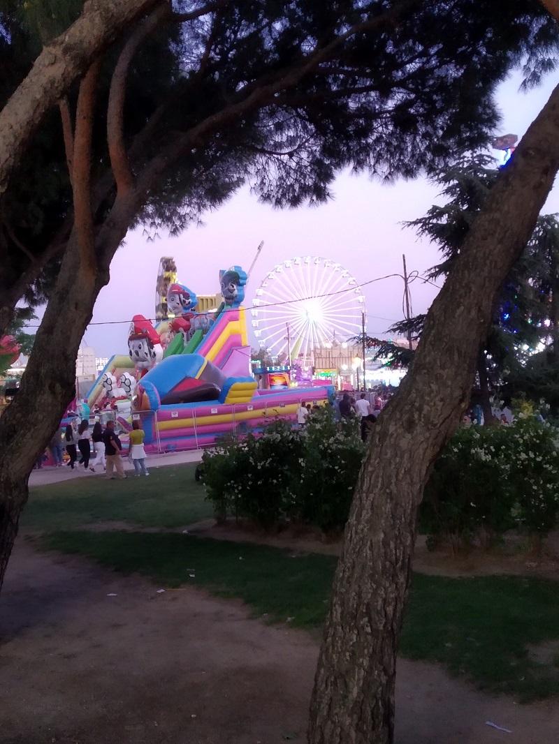 """Oslavy sv. Isidra """"Fiestas de San Isidro"""" v Madride"""