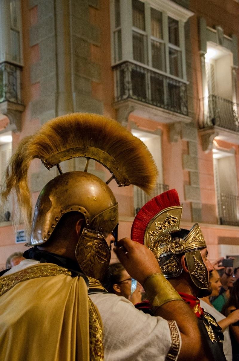"""Slávnosť Kartáginci a Rimania """"Las Fiestas de Carthagineses y Romanos"""""""