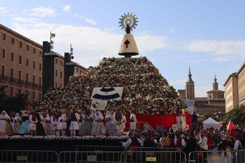 "Slávnosti Panny Márie ""Fiestas del Pilar"" v Zaragoze 4"