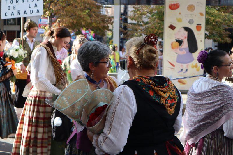 "Slávnosti Panny Márie ""Fiestas del Pilar"" v Zaragoze"