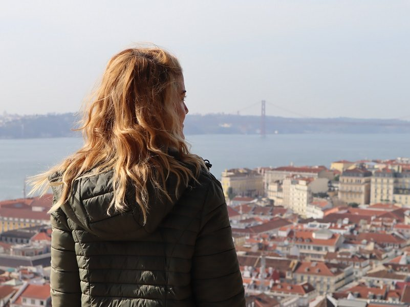 Lisabon Portugalsko