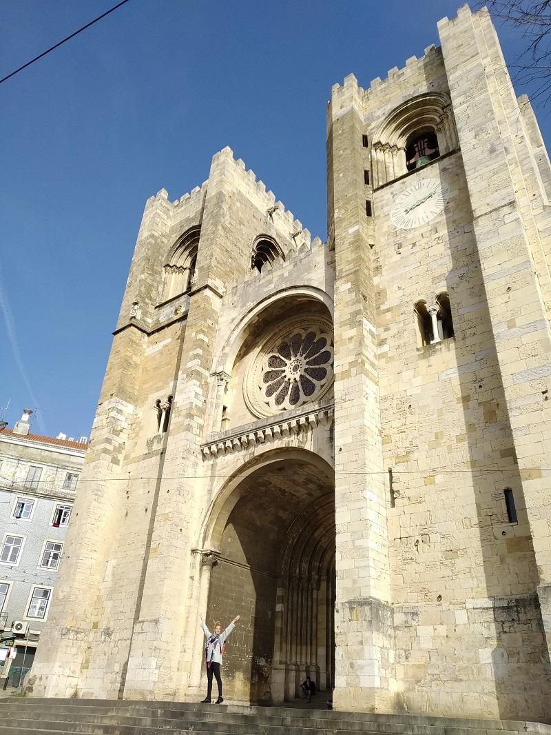 Lisabonská katedrála Sé