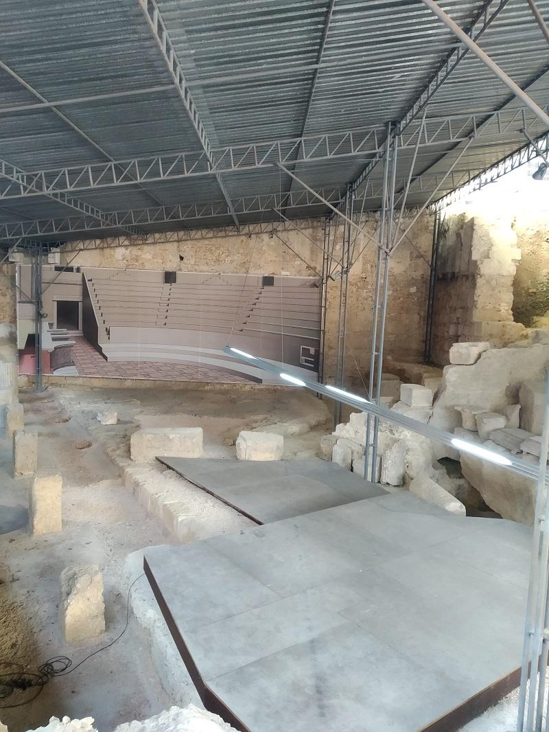 Rímske divadlo Teatro Romano