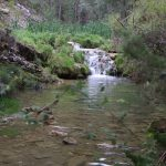 Biely potok turistika Spanielsko