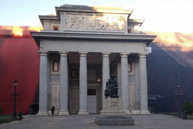 Museo del Prado v Madride