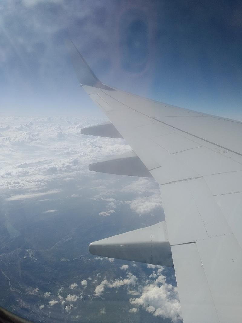 Niekde v oblakoch Madrid Vieden